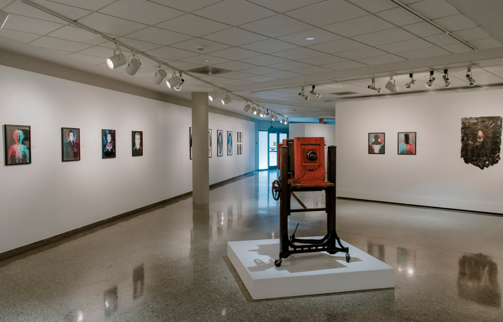 UMBC Gallery view