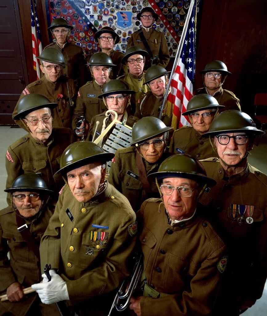 World War One veterans